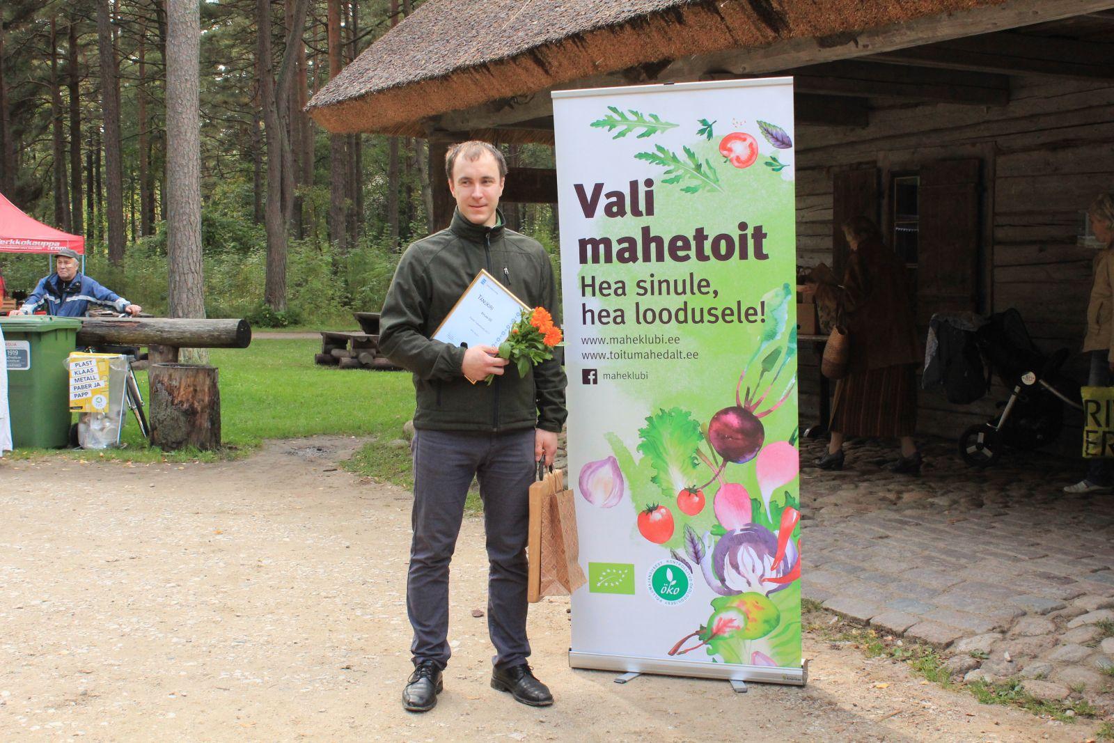 Parima mahetoote valmistaja Lauri Bobrovski SirLoin OÜst